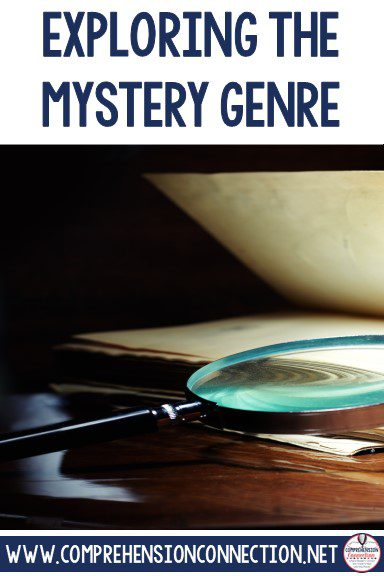 Mysteries are lots of fun for the little sleuths in your classroom. Check out this post for teaching ideas for the mystery genre.
