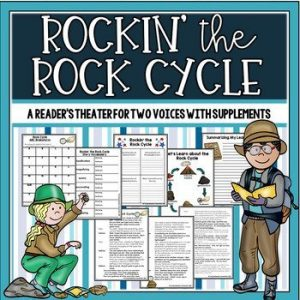 Looking for a fun way to review your for your rocks and minerals unit or need to help your kids with fluency and comprehension? Check out this fun resource for partners.