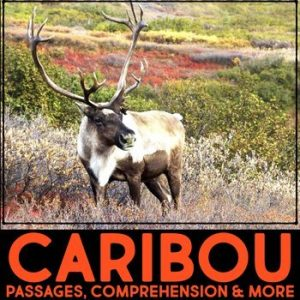 Caribou: A two-page informational article